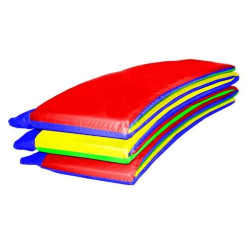 Recouvre-Bord Couvercle De Ressorts randschutz Multicolore pour trampoline 457 à 460 cm