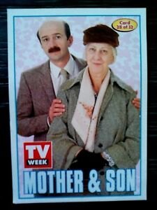 TV-WEEK-ALL-TIME-CLASSIC-COLLECTION-TRADING-CARD-MOTHER-amp-SON-NO-28-32