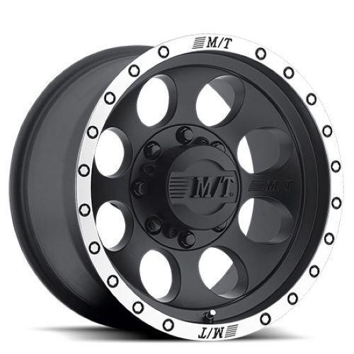 8x6.5//BS 4.5 Mickey Thompson 90000020082 Classic Baja Lock 16x10 Wheel RIM; BC