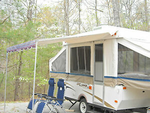 9 Pop Up Camper Awning Shademaker Classic Free Ups Ground