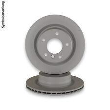 2 Bremsscheiben Bel/üftet 300 mm Bremsbel/äge ATE 1420-22488 Bremsanlage