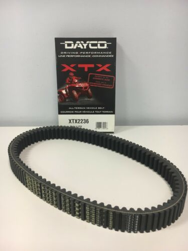 XTX2236 DAYCO XTX Xtreme Torque ATV Belt Bombardier Outlander Can-Am Commander