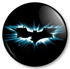 Batman Dark Knight 25mm Pin Button Badge Superhero DC Comics Bruce Wayne Gotham