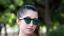 thumbnail 160 - Flip Up Circle Steampunk Glasses Goggles Sunglasses Emo Retro Vintage Cyber Punk