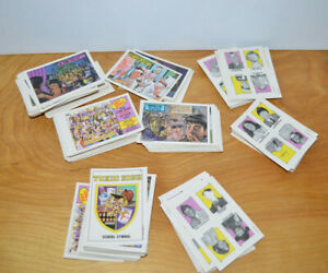 Vintage-TOXIC-HIGH-SCHOOL-Trading-Card-Lot-Non-Sports-1991-Topps