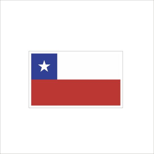 America South North Flag 3M Graphics Country Collection Vinyl Car Decal Sticker