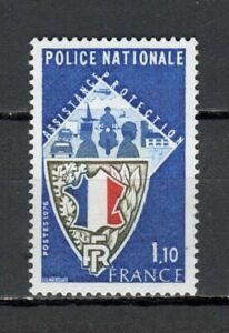 s25184-FRANCE-1976-MNH-Police-1v