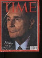 TIME INTERNATIONAL MAGAZINE - January 22, 1996