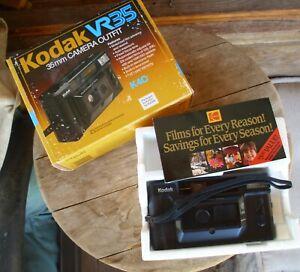 Vintage Kodak VR35 35 MM Camera K40 With Box