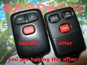 Discount Keyless Entry Remote Control Car Key Fob Clicker For Camry GQ43VT7T