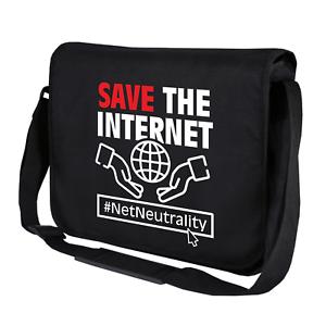 Save-the-Internet-NetNeutrality-Artikel-13-Demo-Umhaengetasche-Messenger-Bag