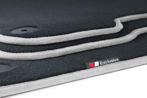 2010-2017 Luxury-line Auto Fussmatten für Porsche Cayenne 92A 958 Bj