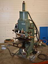 Kensol K25t Air Operated Hot Foil Stamping Press 1 12 Ton 115vac 1000w