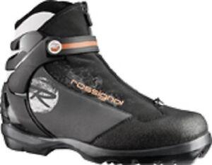 ROSSIGNOL BCx5 BACKCOUNTRY Black Cross Country Ski Boots BC-NNN NIB EUR 38