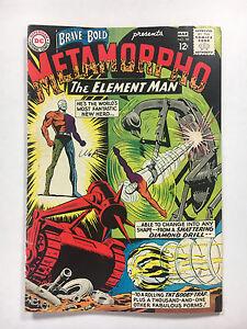 Brave-and-the-Bold-58-VG-DC-Comic-1965-2nd-Metamorpho