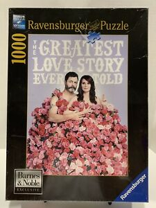 Ravensburger The Greatest Love Story Ever Told 1000 Pc Jigsaw Puzzle Sealed