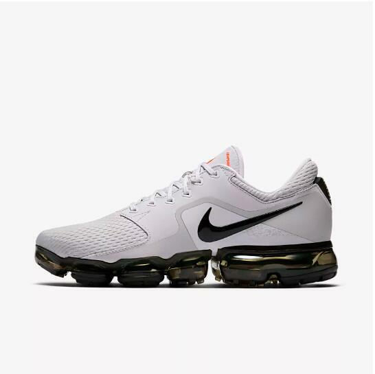 NIKE MEN AIR VAPORMAX WHITE US7-11 03'