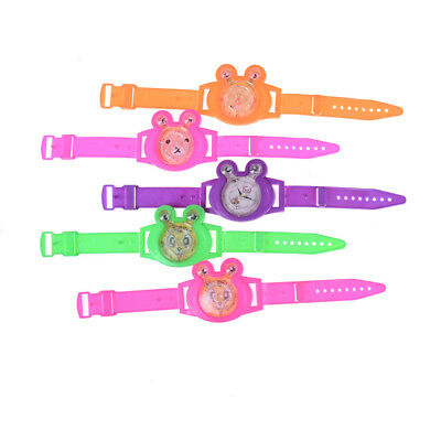 2PCS Crab Modelling Intelligence Labyrinth Roller Watch Game Kids Toy Gift FH2