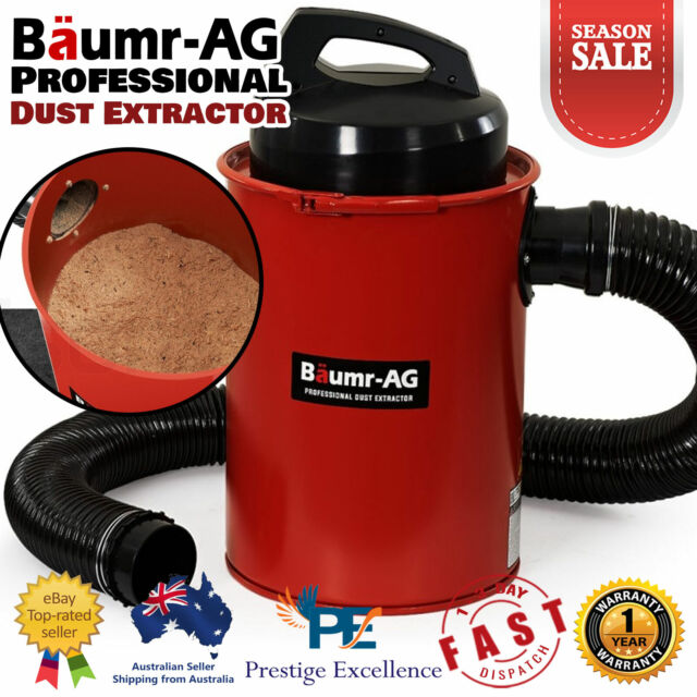 Baumr-AG Dust Extractor Collector Woodworking Portable Vacuum Collection System