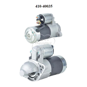 J/&N 410-40035 Starters