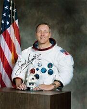 "JOHN ""JACK"" SWIGERT (Apollo 13) - Repro-Autogramm, 20x25 cm, NASA"