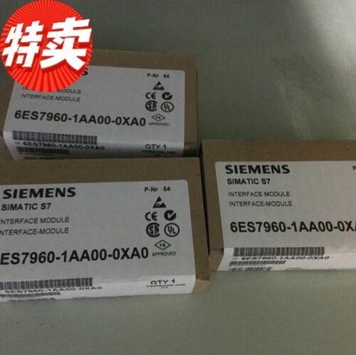 SIEMENS 6ES7960-1AA00-0XA0 6ES7 960-1AA00-0XA0 NEW IN BOX