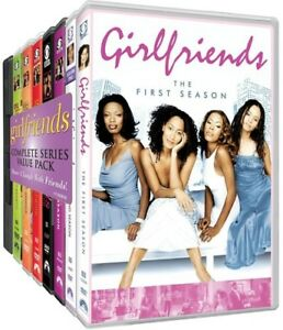 Girlfriends-The-Complete-Series-New-DVD-Boxed-Set-Full-Frame-Widescreen