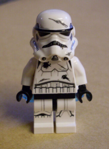 Neu Imperial Jetpack Trooper Lego Star Wars Figur 75134 Imperium Storm weiß