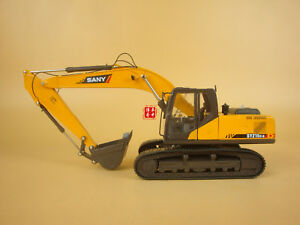 Details about 1/35 SANY SY215C-9 Excavator diecast model