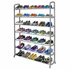 SortWise® 7-Tier 35-Pair Shoe Rack Storage Organizer Unit Home Entryway Shelf