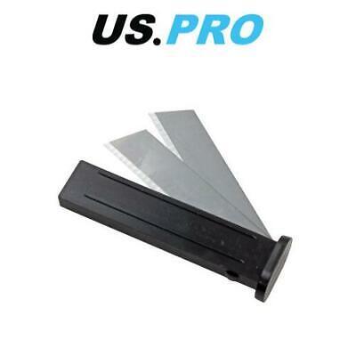 US PRO Tools 2 Piece Set Of Multipurpose Metal Snips 9066