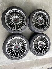 Subaru Wrx Sti Limited Oem Bbs Wheels Rims 18x85 55 2008 2014