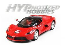 BBURAGO 1:18 SIGNATURE SERIES FERRARI LAFERRARI DIE-CAST RED 18-16901