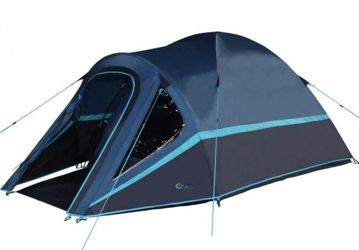 Zelt Arona 3 Personen Zelt für drei Personen Kuppel-Zelt - 4000 mm Wassersäule C