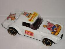 Hot Wheels Vintage BURGER KING  Datsun FAIRLADY 2000  custom car