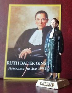 JUSTICE-RUTH-BADER-GINSBURG-FIGURINE-amp-CARD-ADD-TO-YOUR-MARX-COLLECTION