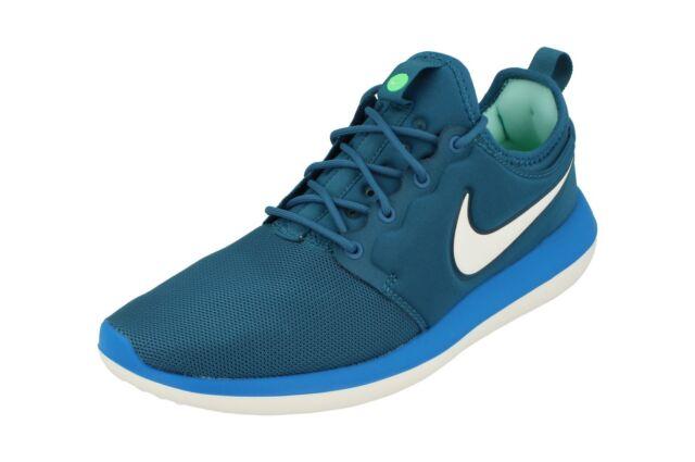 6141099951717 Nike Roshe Two 2 Rosherun Blue White Men Running Shoes SNEAKERS ...