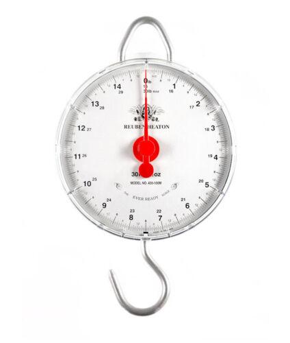 Reuben Heaton Fishery Match Scales 60lb x 1oz