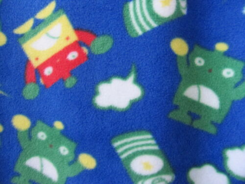 SPACE TOYS 2.00 METRES  TOP QUALITY  PRINTED FLEECE, THIS IS VERY WARM FLEECE