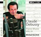 Klaviermusik,Vol.4 von Michael Korstick