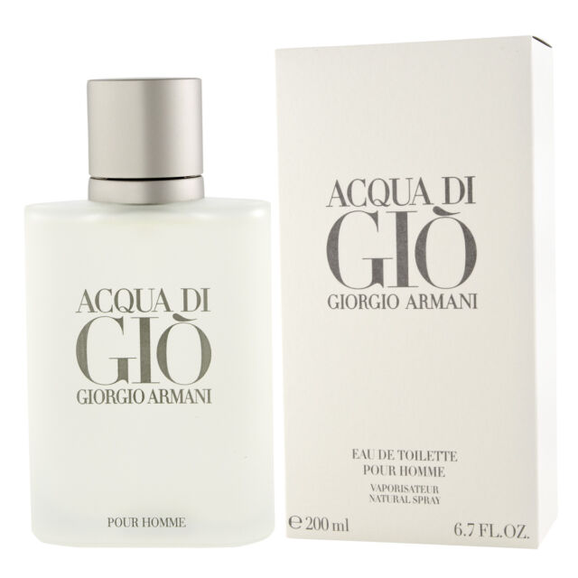Giorgio Armani ACQUA Di Gio EDT Spray Blue Edition 200ml for Men for ... 8ad8335a4d2