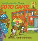 The Berenstain Bears Go to Camp by Jan Berenstain, Stan Berenstain (Hardback, 1982)
