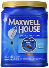 MAXWELL HOUSE ORIGINAL ROAST GROUND COFFEE 42.5OZ (2 PACK)