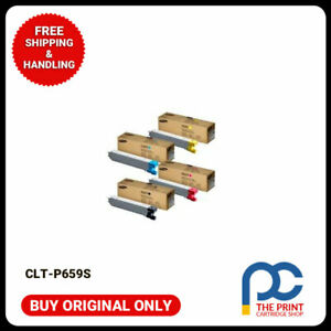 Original-Samsung-CLT-P659S-Toner-Set-of-4-BK-C-M-Y-for-CLX-8650ND-CLX-8640NDN