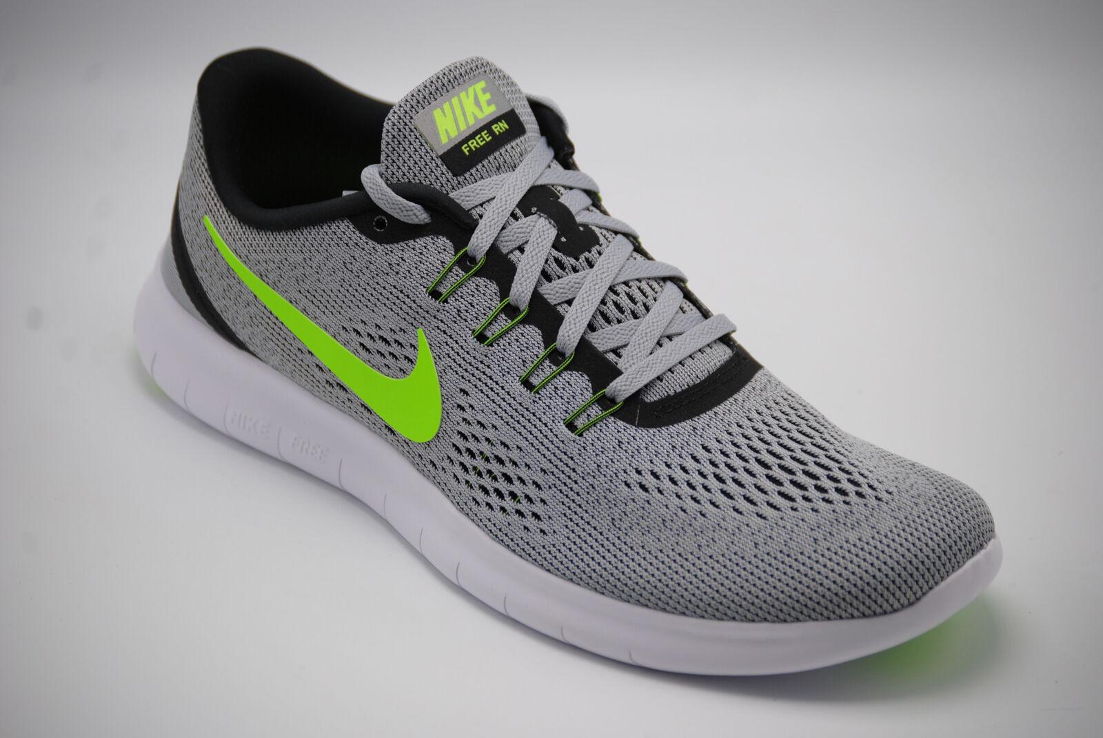 Nike free rn männer männer männer laufschuhe 831508 003 mehrere größen b69189