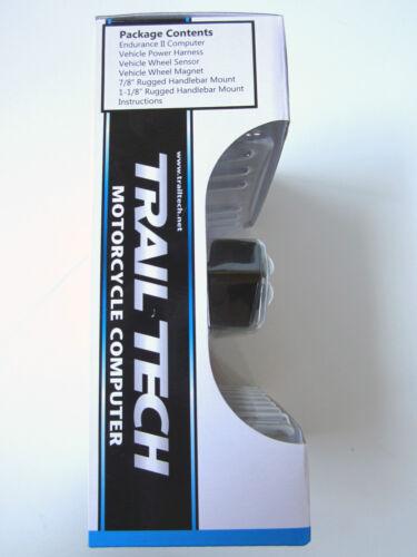 Trail Tech Endurance II Computer Honda CR CRF R 125 250 450 500 1995-2017 Black