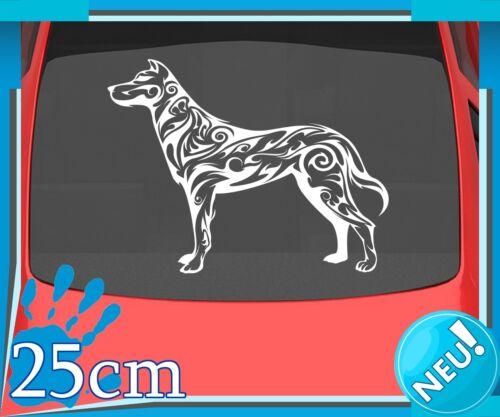 chiens autocollants Auto Tuning Tatouage 2c003/_2 Des autocollants Doberman Car Sticker