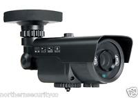 Sony Imx322 2mp 1080p 2.8-12mm 40m Ir Hd-tvi Turbo Full Hd Black Outdoor Camera