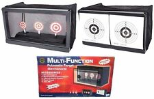 Multi Function Automatic BB Airsoft Target With Net Catcher Air Sport GREAT FUN