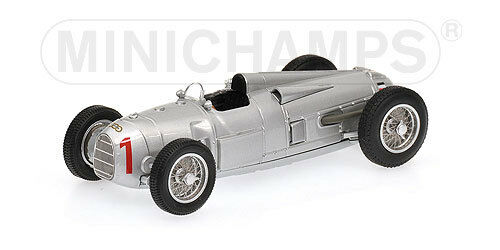 Auto Union Typ A Hans Stuck Winner German Gp 1934 Minichamps 1 43 400341900